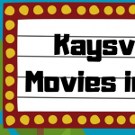 2021 Kaysville City Movie in the Park