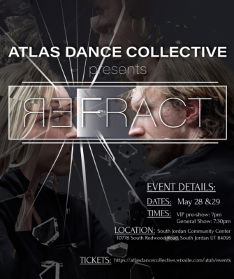 Atlas Dance Collective Presents: Refract
