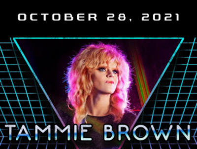 """Tammie Brown Performs """"Schubert"""" *Seated Event*- R..."""
