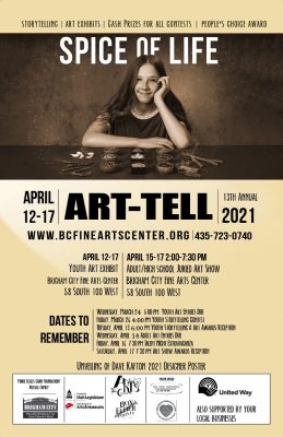 ART-TELL 2021 Art Show: Spice of Life