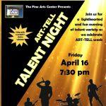 2021 ART-TELL Community Talent Night