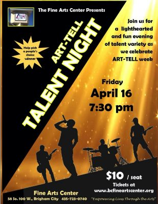 2021 ART-TELL Community Talent Night