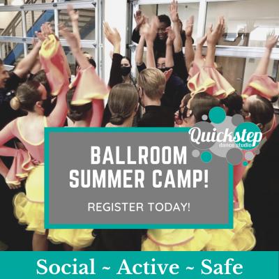 Youth Ballroom Dance Summer Camp
