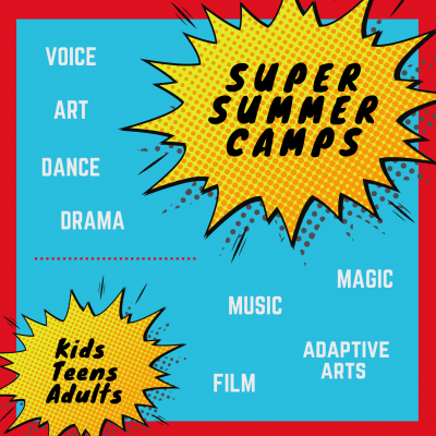 2021 Summer Camps at SCERA