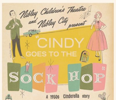 Cindy Goes to the Sock Hop: A 1950s Cinderella Sto...