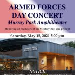 Armed Forces Day Concert 2021