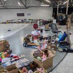 Yardsale Supporting Roller Derby