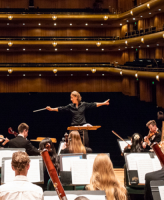 Utah Youth Symphony and Junior Symphony Spring Con...