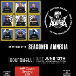 Seasoned Amnesia @ Soundwell
