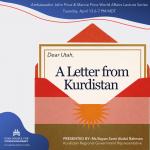 A Letter from Kurdistan