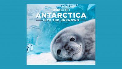 IMAX Film Premiere: Antarctica -- Into the Unknown