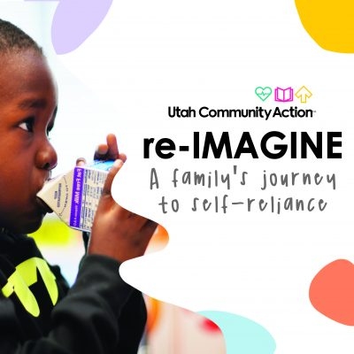 re-IMAGINE Virtual Giving Event