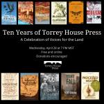 Ten Years of Torrey House Press