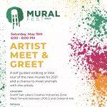 Mural Fest 2021 Artist Meet & Greet