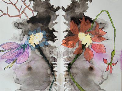 Art Workshop: Creativity & Healing: Ink Blot A...