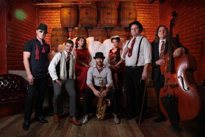 Mimi Valentine & The Gentlemen's Club