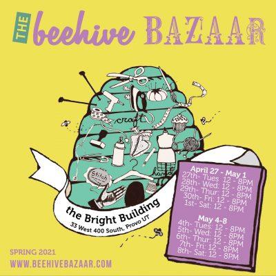 Spring 2021 Beehive Bazaar Handmade Art and Craft ...