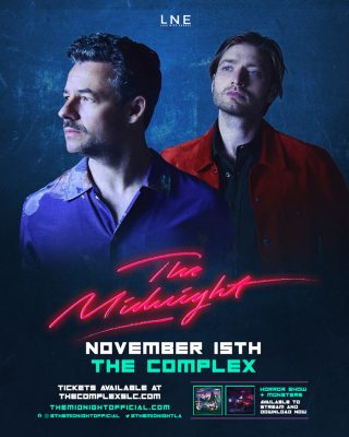 The Midnight @ The Complex