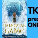 TKE presents ONLINE | Talia Rothschild & A. C. Harvey | The Immortal Game