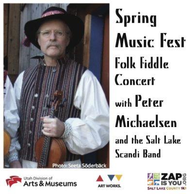 Scandi Spring Fest - Folk Concert