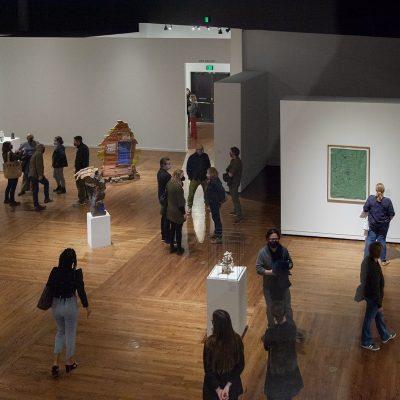 UMOCA Exhibitions Opening Reception