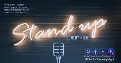 Electric Comedy Showcase