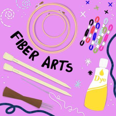 BDA Summer Art Camp: Fiber Arts