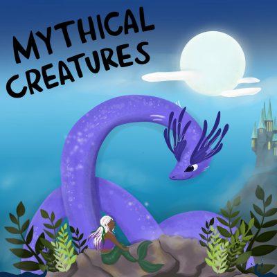 BDA Summer Art Camp: Mythical Creatures
