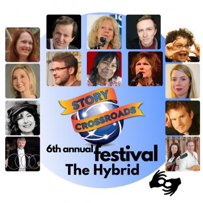 6th Annual Story Crossroads Festival: The Hybrid -...