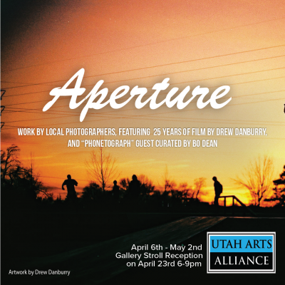 Aperture: Work by Local Utah Photographers