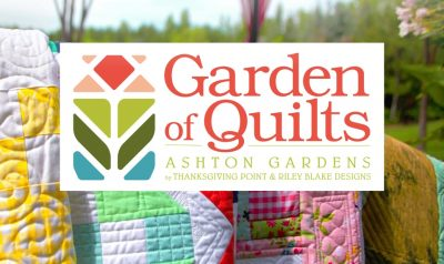 The Garden of Quilts 2021