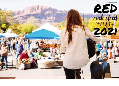 Red Rock Arts Festival STREET FEST 2021