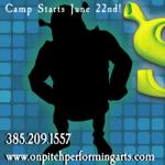 Youth Musical Theatre Summer Camp: Shrek Jr.