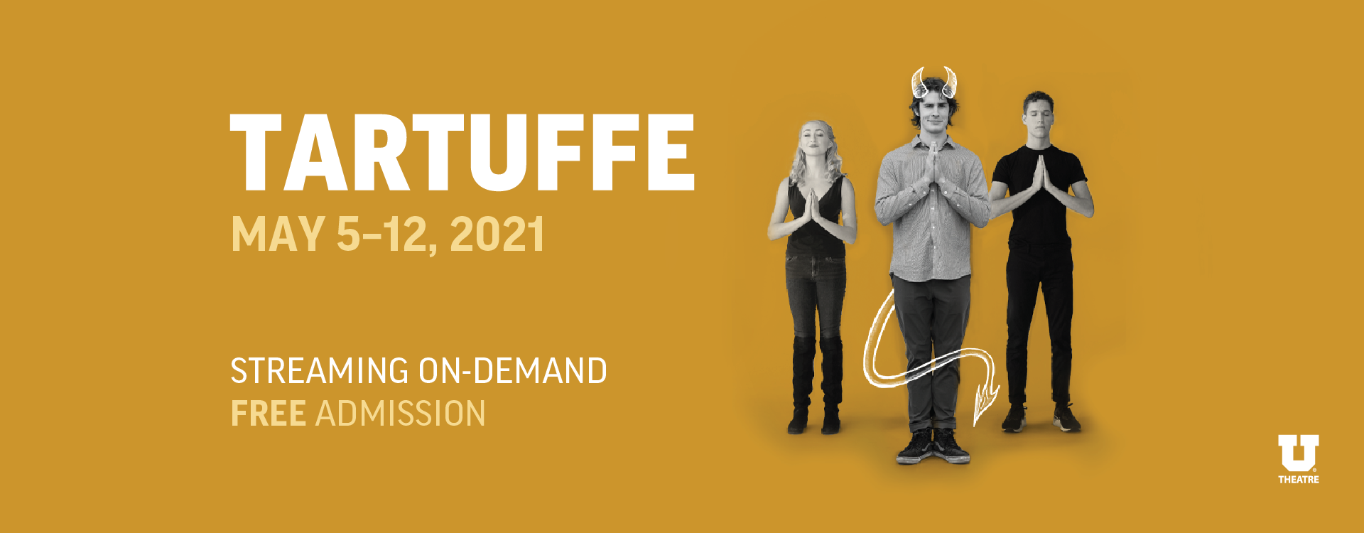 Tartuffe by U of U Theatre