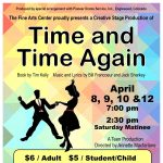 Time And Time Again Teen Theatre Production