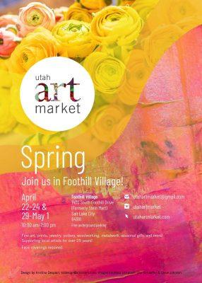 Spring Utah Art Market