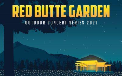 Red Butte Garden Outdoor Concert Series 2021: Ball...