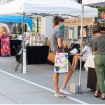 Outdoor Urban Flea Market