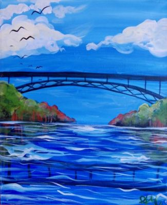 Bridge Reflections - 21+