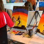 In-Person Camp | Artists in Action (Grades 6 - 9)