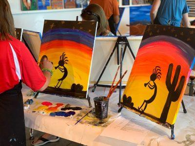 Kids Camp | Unleashing the Artist (Age 11-14)