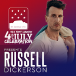 KONY 3rd Of July! Russell Dickerson