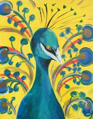 Peacock - 21+