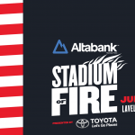 2021 Stadium of Fire featuring Lee Greenwood and Collin Raye