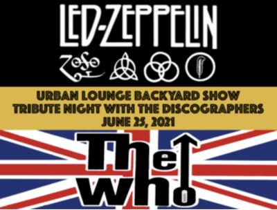 Led Zeppelin & The Who Tribute: Backyard Show