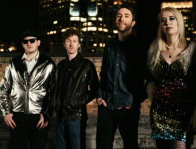 Band On The Moon Album Release: Backyard Show