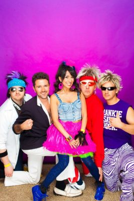 The Breakfast Klub 80's Band