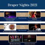 Draper Nights 2021