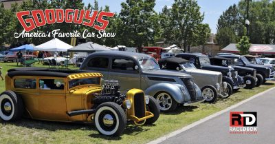 Goodguys 2nd RaceDeck Salt Lake Nationals Car Show...