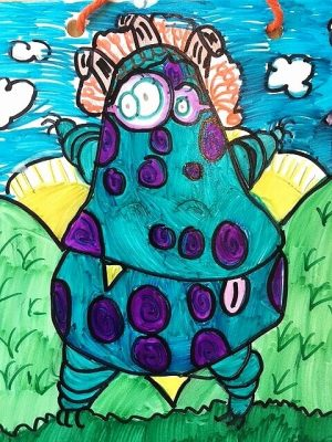 Creature Creation Camp for Kids